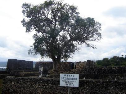 Benteng Sultan Buton (intinet)