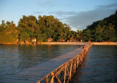 Pelabuhan Pulau Togian