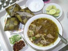 Coto Makassar --Makanan Khas Makssar