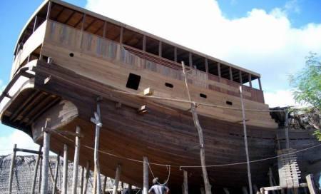Pembuatan Perahu