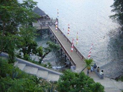 Kawasan Hotel Tanjung Palette