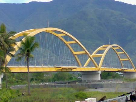 Jembatan Tiga, icon Kota Palu
