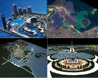 Lokasi Theme Park